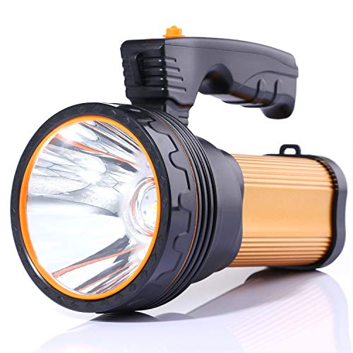 ALFLASH Rechargeable Torch Lantern High Power 7000 Lumens 9000mAh LED Super Bright...