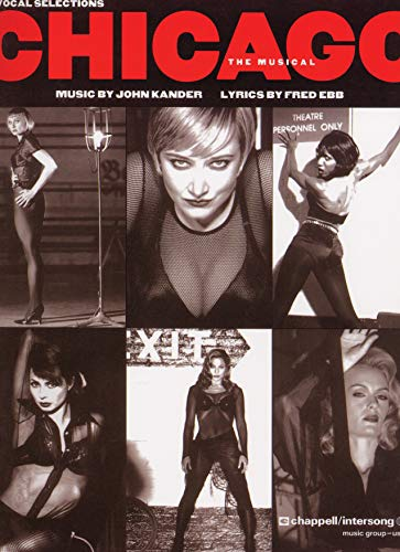 Chicago: (Vocal Selections) (Faber Edition)