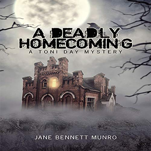A Deadly Homecoming audiobook cover art
