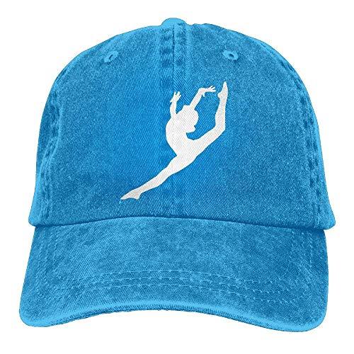 Hoswee Baseballmütze Hüte Kappe Gymnastics Unisex Truck Baseball Cap Adjustable Hat Sandwich Peaked Caps Sun Hat