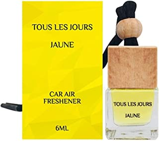 Car Air Freshener - JAUNE