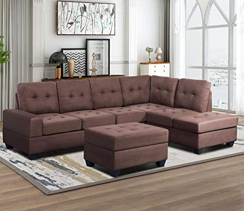HARPER & BRIGHT DESIGNS Sectional Sofa