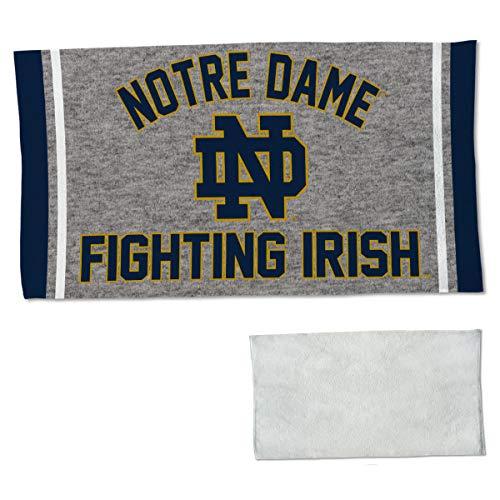 McArthur Notre Dame Fighting Irish Workout Exercise Towel