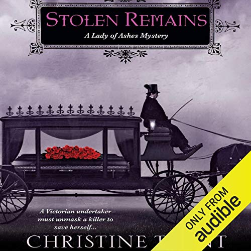 Couverture de Stolen Remains