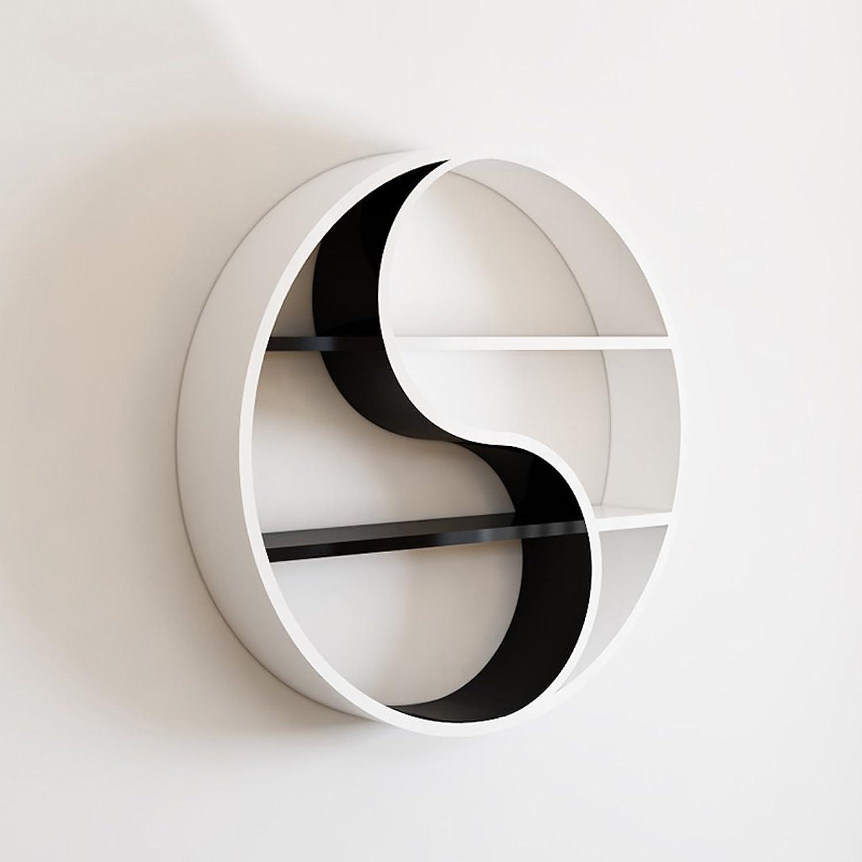 MENA Home Auf der Wand Regal Modern Einfache Trennwand Wohnzimmer Wand Shelfs Hngen