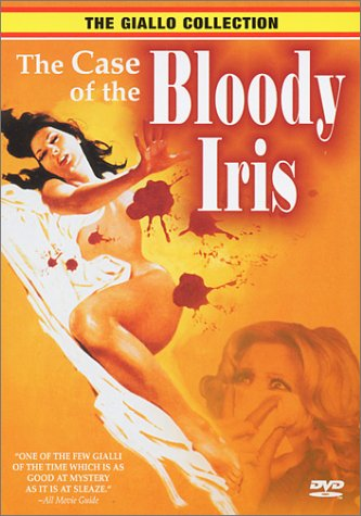 Case of the Bloody Iris