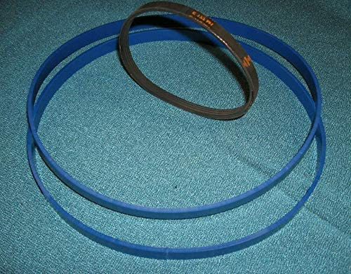 Max 78% OFF 1 Pcs Replacement Drive Belts Albuquerque Mall Band Compatible Claus Ohlson with