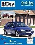 E.T.A.I - Revue Technique Automobile 106 - CITROEN SAXO PHASE 1 et 2 - 1996 à 2004