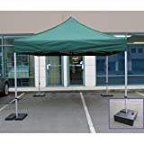 Impact Canopy Pop Up Tent Weights, Canopy Weight Plates for Outdoor Canopy Legs
