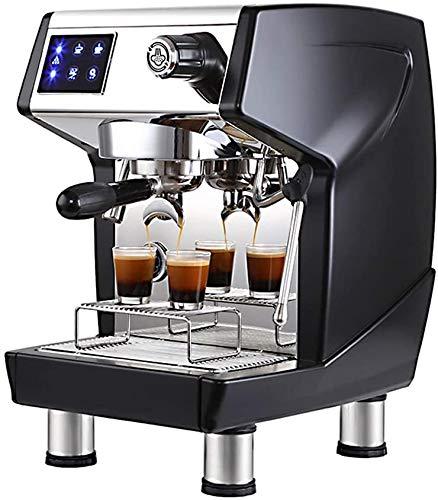 Domestic Koffiezetapparaten, Koffiezetapparaat Espresso machine, Home Commercial Semi-automatische Steam espressomachine Coffee Shop WKY