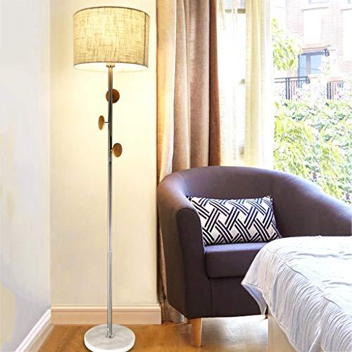Nordic Dormitorio Sala de Estar Moderna Perchero Lámpara de...