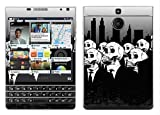 Royal Adhesivo RS.117437 Skin para Blackberry Passport Edition con diseño People with Skulls