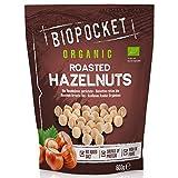 Biopocket - Avellanas ecológicas tostadas, 600 g