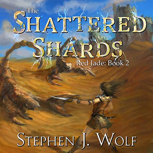 The Shattered Shards  By  cover art
