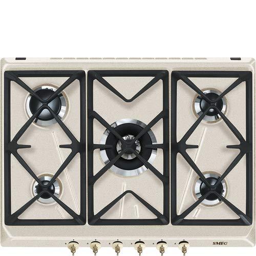 SMEG; Plaque de cuisson à gaz (SRV876AVOGH2)