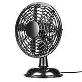 OTraki Ventilatore Silenzioso con 2 Velocità Regolabili Ventilatore USB...
