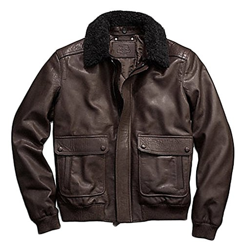 Coach Leather Jacket Mens