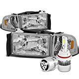 Replacement for Dodge Ram 2nd Gen BR/BE Chrome...