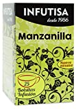 Infutisa Manzanilla 25 Bolsitas 25 Filtros 100 ml