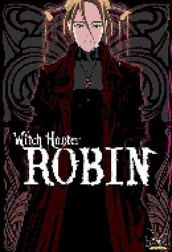 Witch Hunter Robin Box 1
