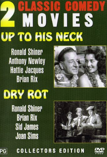 Up To His Neck (1954)/Dry Rot (1956) Double feature.