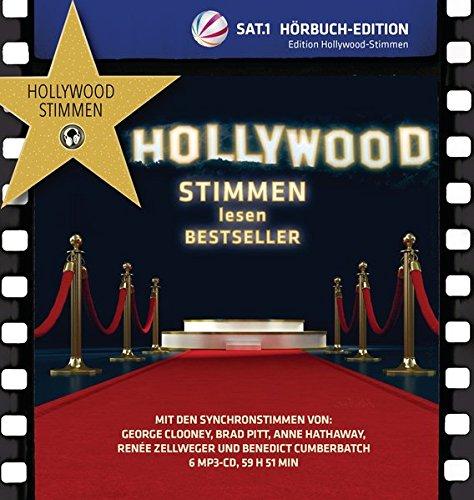 Hollywood-Stimmen lesen Bestseller - Die SAT1 Hörbuch-Edition: Coben: Ich finde dich - Fielding: Bridget Jones. Verrückt nach ihm - Hornby: Miss ... - Weisberger: Die Rache trägt Prada