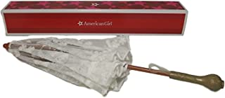 American Girl Cecile & Marie-Grace's Victorian Lacy Parasol for Dolls