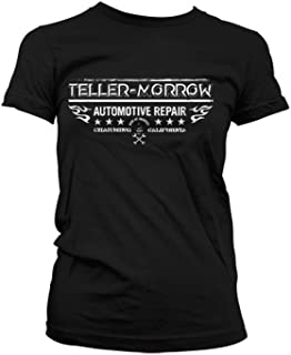 Officially Licensed Merchandise Teller-Morrow Automotive Repair Girly T-Shirt