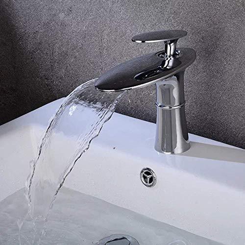 DJY-JY Grifo del lavabo Cocina Baño Vanidad Lavabo Cobre Agua Caliente y Fría Mezclar Grifos Baño Grifos de Cocina