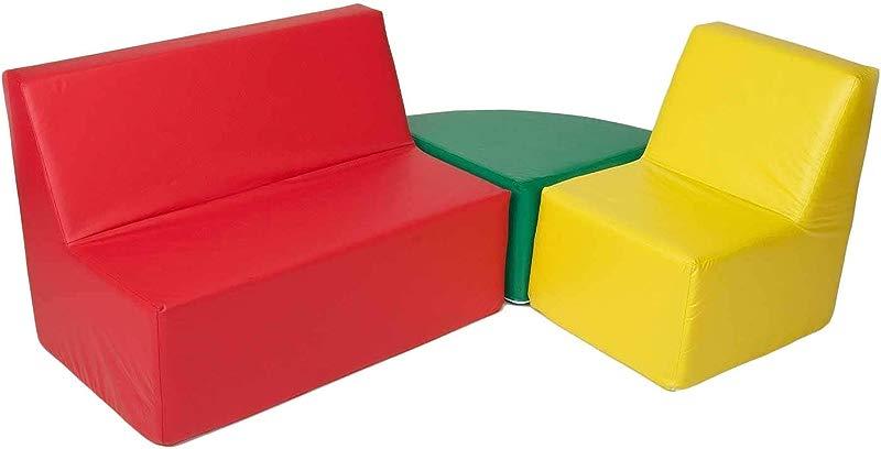Foamnasium Straight Back Seating Group