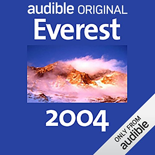 Everest 4/22/04 - Patience audiobook cover art