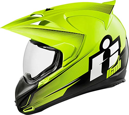 Icon Variant Double Stack Helm XXL (63/64) Neon Gelb