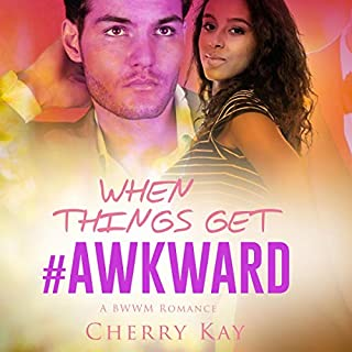 When Things Get #Awkward audiobook cover art