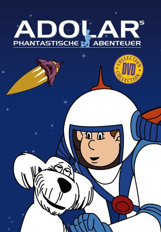 Adolars phantastische Abenteuer, Vol. 1 - 3: DVD Collection (3 DVDs)