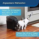 PetSafe PFD19-15521 Healthy Pet Simply Feed Programmierbarer, digitaler Futterautomat - 4