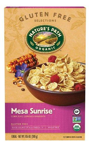 Nature's Path Organic Mesa Sunrise Cereal Gluten Free -- 10.6 oz - 2 pc