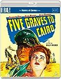 Five Graves To Cairo (Masters of Cinema) Blu-ray [2020] [Reino Unido] [Blu-ray]
