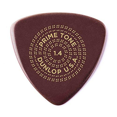 JIM DUNLOP Primetone Sculpted Plectra Triangle 513P 1.4mm ギターピック×3枚入り