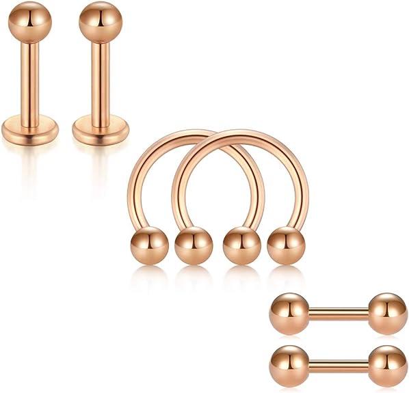 Earring Helix Tragus Surgical Ear Stud Cartilage Jewellery Arrow Piercing Lover