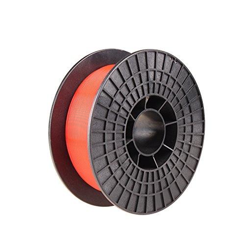 CoLiDo Red PLA - Bobina di filamento traslucido per stampante 3D, diametro 1,75 mm, 1 kg