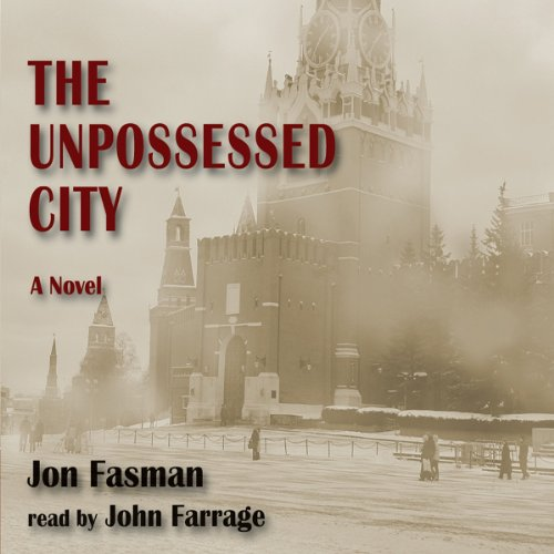 The Unpossessed City copertina
