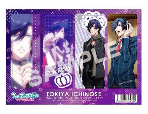 Uta no Prince-sama Maji LOVE 1000% - Clear Bookmark 6 [Tokiya Ichinose]