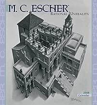 M. C. Escher 2008 Calendar: Rational Unreality
