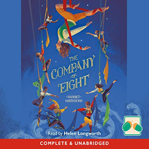The Company of Eight  By  cover art