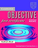 Objective first certificate. Student's pack. Per le Scuole superiori