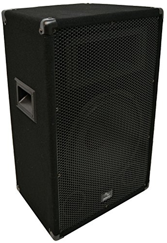 Harmony Audio HA-V12P Pro DJ Venue Series 12' Passive 450W PA Speaker 2-Way Cabinet
