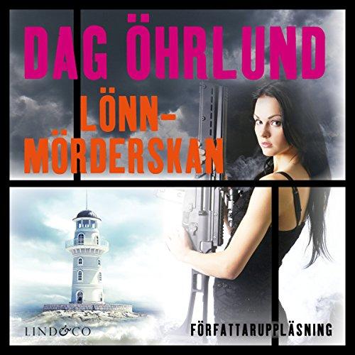 Lönnmörderskan audiobook cover art