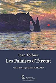 Les falaises d'Etretat par Georges Daniel Rebillard
