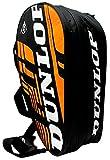 Dunlop Play 2016 - Portaracchette da paddle, colore:arancione