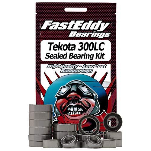 Shimano Tekota 300LC Conventional Fishing Reel Rubber Sealed Bearing Kit